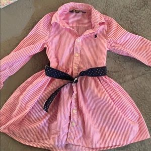 3T Polo Ralph Lauren dress